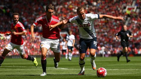 Chấm điểm M.U 1-0 Tottenham: Darmian và Smalling tỏa sáng