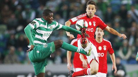 02h45 ngày 10/8, Benfica vs Sporting Lisbon: Benfica ôm hận vì người cũ