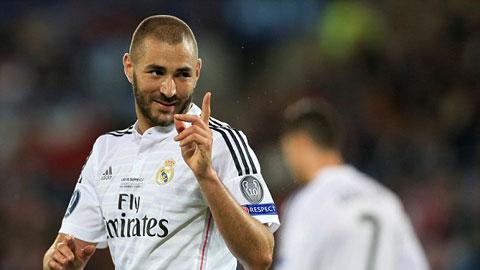 Arsenal sẵn sàng mua Benzema với giá kỷ lục 45 triệu bảng