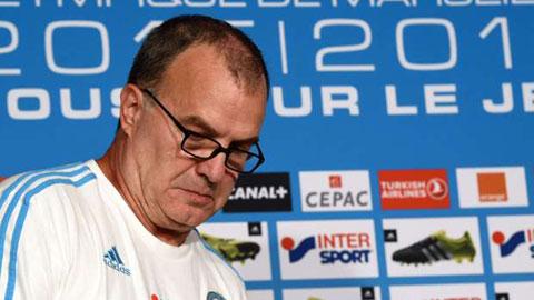 Marseille thua sốc ngày khai mạc Ligue 1, HLV Marcelo Bielsa tuyên bố từ chức