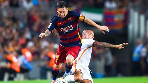Messi: Người đến từ hành tinh khác