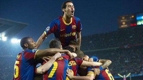 5 năm qua, Barca không trình làng được ngôi sao nào từ lò đào tạo trẻ