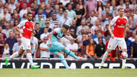 Những điều Arsenal làm chưa tốt trong trận thua West Ham