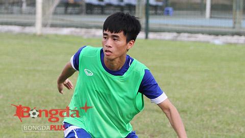 U19 Việt Nam: Thanh Hậu bình phục chấn thương lưng