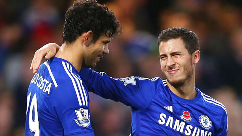 Chelsea thiếu ý tưởng tấn công: Làm gì đi, Mourinho!