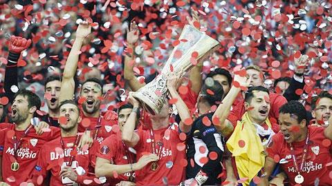 Sevilla trước trận Siêu cúp châu Âu: Nghệ thuật tái sinh