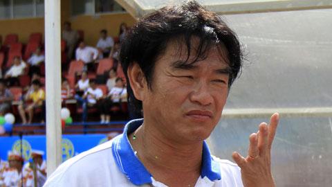 """HLV Phan Thanh Hùng (HN T&T): """"Vẫn có thể có Vua phá lưới nội"""""""