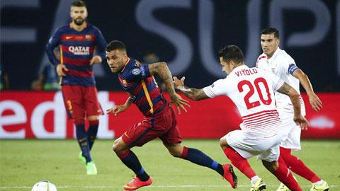 Barca và các ngôi sao thi nhau san bằng kỷ lục