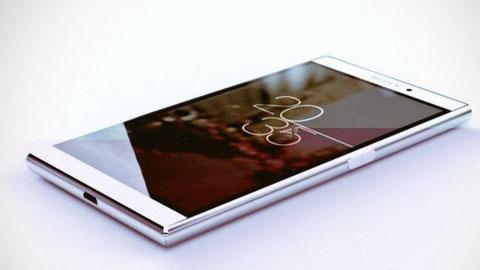 Xperia Z5+ sẽ mở màn cuộc đua màn hình 4K trên smartphone