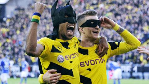 """Dortmund: Aubameyang không còn là """"hiệp sĩ bóng đêm"""""""