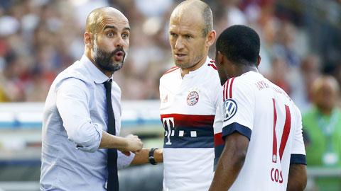 Bayern Munich: Hùm xám đã biết lo