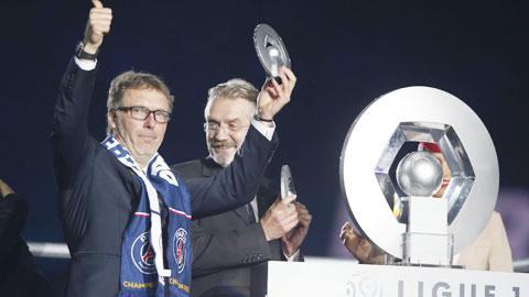 PSG có 2 đội hình đủ sức vô địch Ligue 1