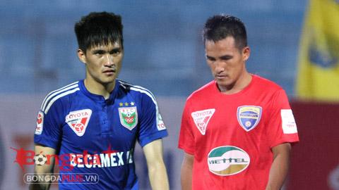 Vòng 21 V.League: B.Bình Dương, FLC Thanh Hóa đứng trước nguy cơ thất bại
