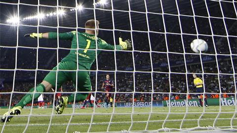 2 trận thua 8 bàn, sau 14 năm Barca mới lại tệ đến thế