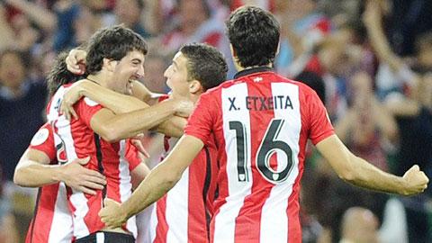 Giới thiệu CLB Athletic Bilbao 2015/16: Chờ 'ngựa ô' tung vó