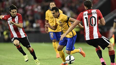 Pedro cân nhắc lại ý định gia nhập M.U