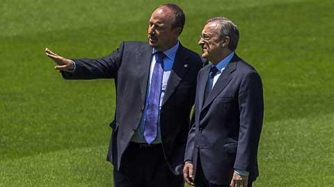 Real Madrid mới chi 52 triệu Euro trong hè 2015: Vận đen của Benitez