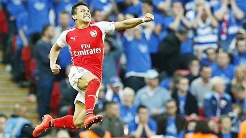 Đội hình dự kiến trận Crystal Palace gặp Arsenal: Welbeck nghỉ, Sanchez trở lại