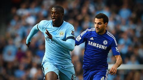 Mourinho và Pellegrini đau đầu về chiến thuật ở đại chiến Man City - Chelsea