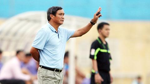 HLV Mai Đức Chung: 'B.BD sẽ vô địch V.League 2015'