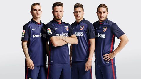 Giới thiệu CLB Atletico Madrid 2015/16: Trông cả vào Simeone