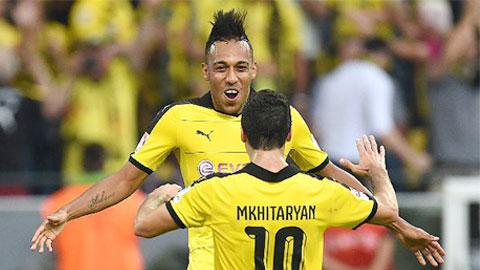 Dortmund 4-0 M'gladbach: Lời khẳng định của Tuchel