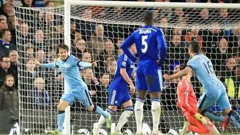 David Silva: Số 10 hay nhất Premier League