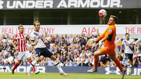 Kane xuống sức, Tottenham kiệt quệ