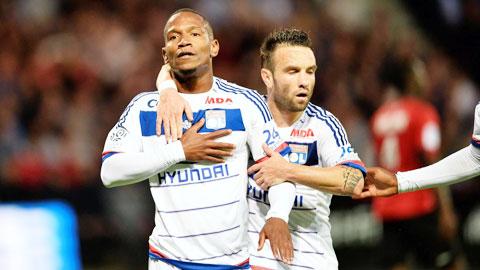 Lyon có chiến thắng đầu tay: Điểm sáng tân binh