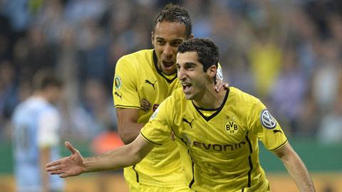 """Dortmund: Mkhitaryan, đã tới lúc """"xuống núi"""""""