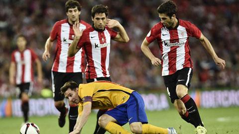 Lượt về Siêu cúp Tây Ban Nha: Cái sảy nảy cái ung
