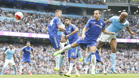 Kompany lấy lại cả vốn lẫn lời sau đại chiến với Chelsea