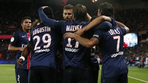 PSG 2-0 Gazelec Ajaccio: Thắng nhàn nhưng chưa hết lo