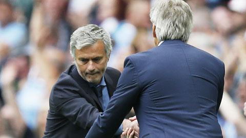 Cần phải biết chấn nhập thất bại, Mourinho!