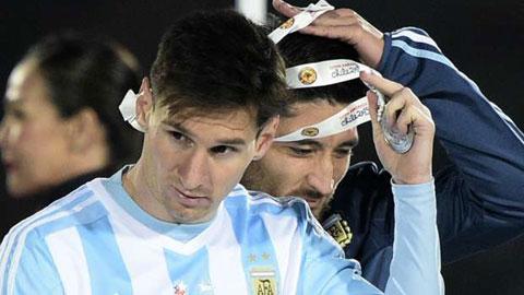 Messi vẫn được triệu tập vào ĐT Argentina dù xin phép vắng mặt