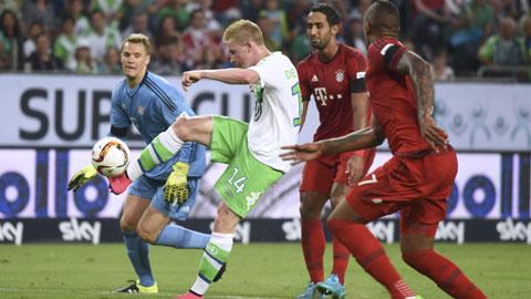 """Bayern vẫn muốn """"thay máu"""" hàng công"""