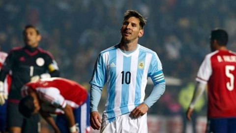 5 khoảnh khắc đáng nhớ của Messi tại ĐT Argentina