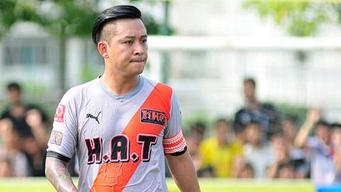 Đội bóng của Tuấn Hưng không góp mặt ở giải bóng đá phủi 2015