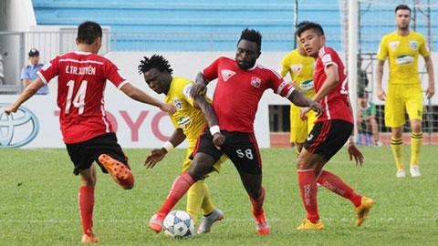 Các CLB V.League siết chặt kỷ luật ở 5 vòng cuối