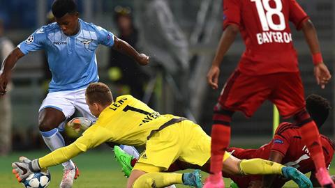 Champions League: Lazio thắng Leverkusen, CSKA Moscow bất lợi trước Lisbon