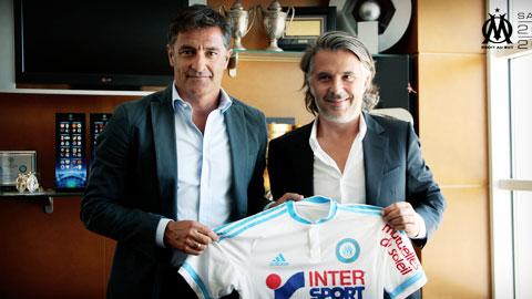 Marseille bổ nhiệm Michel làm HLV trưởng
