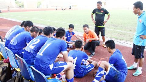 U19 Việt Nam tự tin lên đường tham dự U19 Đông Nam Á 2015
