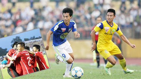V.League 2015: Chờ bước ngoặt ở nhóm cuối bảng