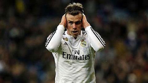 Đội hình tối ưu Real do fan bầu chọn không có Bale