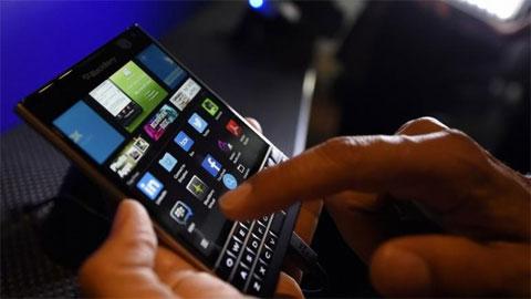 BlackBerry điêu đứng vì cuộc tháo chạy của các nhân sự cấp cao
