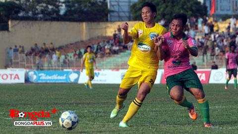 FLC Thanh Hóa 1-0 Đồng Tháp: Xứ Thanh lên đầu bảng