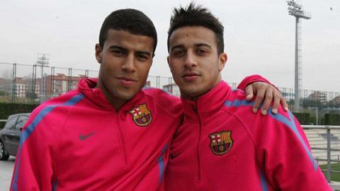 Barca đã có người thế vị trí của Pedro