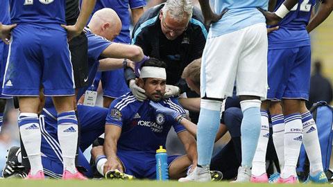 """Mourinho: """"Costa luôn bị đối xử thiếu công bằng"""""""