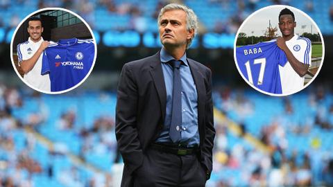 """Mourinho sẽ gắp """"món mới"""" trong trận gặp West Brom?"""