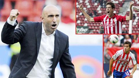 Gijon trẻ nhất La Liga mùa này